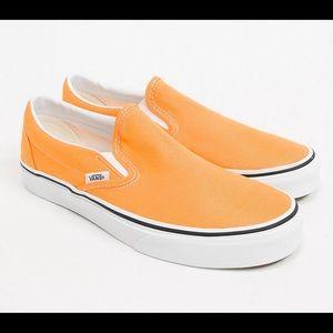 Vans Neon Slip-On Sneaker